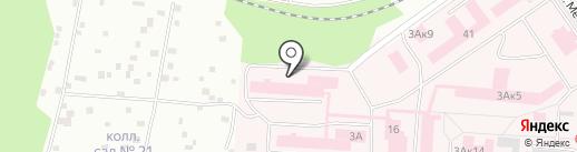 Бюро судебно-медицинской экспертизы на карте Первоуральска