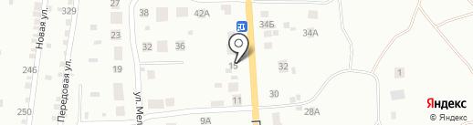 Починяй сервис на карте Нижнего Тагила