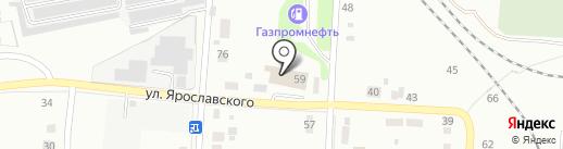 Сто-1 на карте Ревды