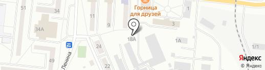 МикСтас на карте Ревды