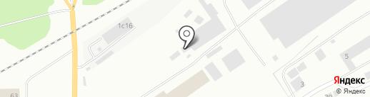 Лэнд-Компани на карте Ревды