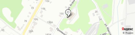 Первая зуботехническая лаборатория на карте Нижнего Тагила