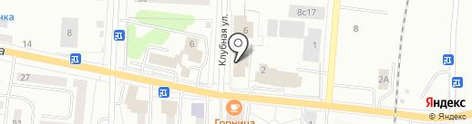 Сто диванов на карте Ревды