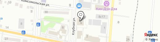 Инструмент Техобслуживание Ремонт на карте Ревды