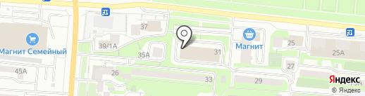 Ателье на карте Первоуральска