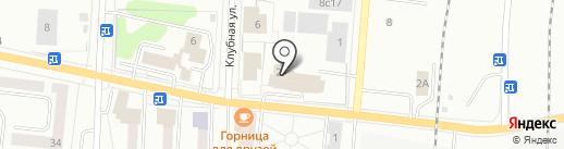 Национальный банк Траст на карте Ревды