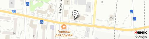 LSProjects на карте Ревды