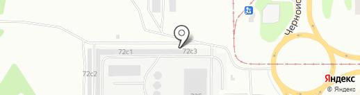 Foton+ на карте Нижнего Тагила