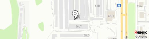 ПромСпецМонтаж на карте Нижнего Тагила