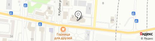 Сион Групп на карте Ревды