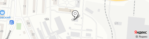 Водоканал на карте Ревды