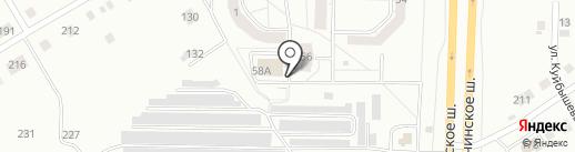 ГОСТСЕРТГРУПП ТАГИЛ на карте Нижнего Тагила