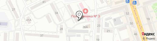 Стир Сервис на карте Нижнего Тагила
