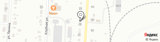 Столярная мастерская Маюрова на карте Ревды