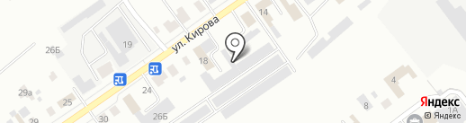 BeamBox на карте Нижнего Тагила