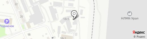 Ревдинский светотехнический завод на карте Ревды