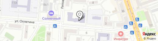 Высокогорский многопрофильный техникум на карте Нижнего Тагила