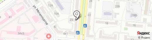 ЗдравСити на карте Первоуральска