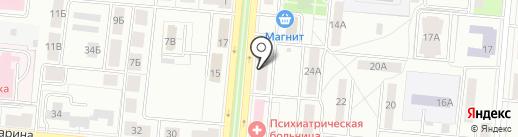 Machinestore на карте Первоуральска