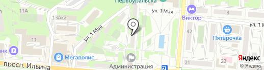 Росс-Тур на карте Первоуральска