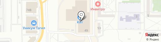Займ-онлайн на карте Нижнего Тагила
