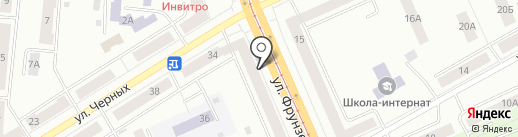 МобиУспех на карте Нижнего Тагила