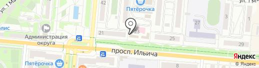 Nadine на карте Первоуральска