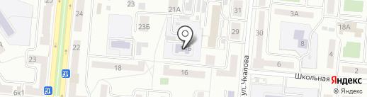 Детский сад №45 на карте Первоуральска