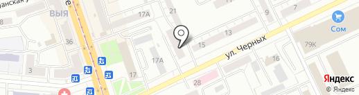 Faberlic на карте Нижнего Тагила