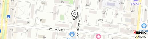 AUTODOC.RU на карте Первоуральска