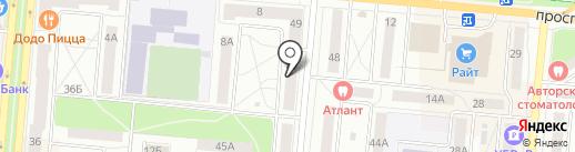 Уют вашего дома на карте Первоуральска