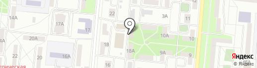 Сервисная Служба на карте Первоуральска