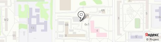 Armadio на карте Нижнего Тагила