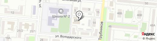 Digital moika на карте Первоуральска
