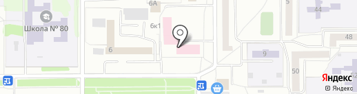 Тинейджер на карте Нижнего Тагила