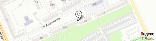 Расчетный центр Урала на карте Нижнего Тагила