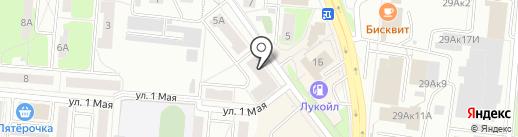Рск-сервис на карте Первоуральска