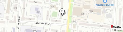Катрин на карте Первоуральска