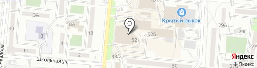 Зоомир на карте Первоуральска