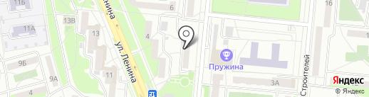 Уральская трубная компания на карте Первоуральска
