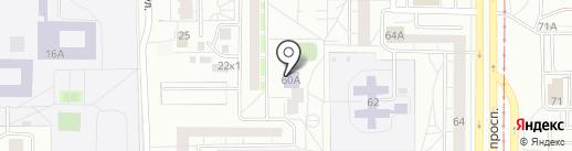 Энтузиаст на карте Нижнего Тагила