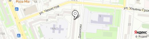 МАЛИБУ на карте Первоуральска