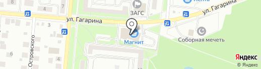 Элит Мастер на карте Первоуральска
