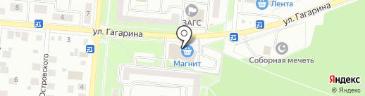 Мастерская по ремонту обуви на карте Первоуральска