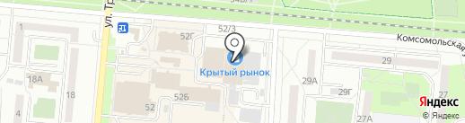 Мастерская по изготовлению ключей и ремонту обуви на карте Первоуральска