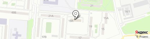 Электрика на карте Первоуральска