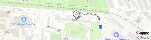 Дом плюс на карте Первоуральска