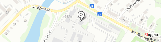 ТагилТрансАвто на карте Нижнего Тагила