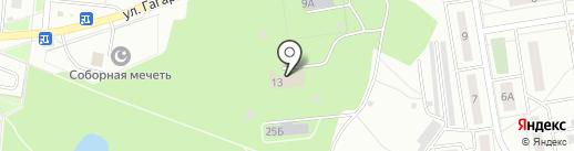 Высокогорский экспериментально-инструментальный завод на карте Первоуральска