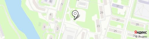 Автогарант на карте Нижнего Тагила